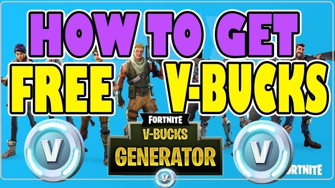 Free V Bucks Season 8 No Human Verification   Fortnite