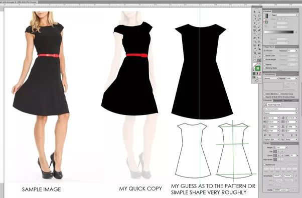 What is a low cost program for designing and pattern cutting clothes ...