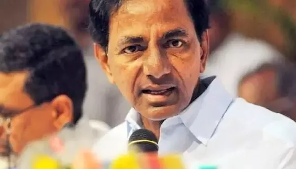 2 party leaders are stunned by KCR