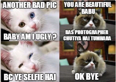 Funny Meme Apps For Android : Why there is no indian meme trending on twitter or facebook since