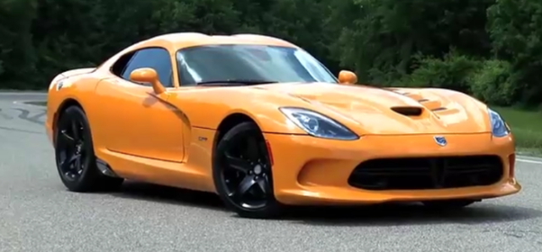 What is the top speed of a Dodge Viper? - Quora