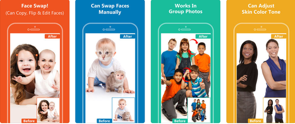 Which is the best face swapping app in iOS? - Quora