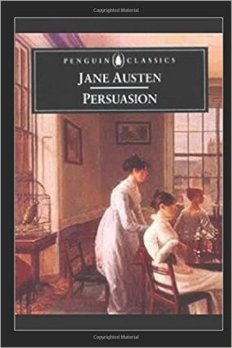 a literary analysis of jane austens persuasion Concepts of family and home in jane austen's persuasion - concepts of family and home in jane austen's persuasion in jane austen's last completed novel, persuasion, england is one large family with two distinct branches, the navy and the aristocratic upper class-it is no accident that the two large books consulted in the novel are the.