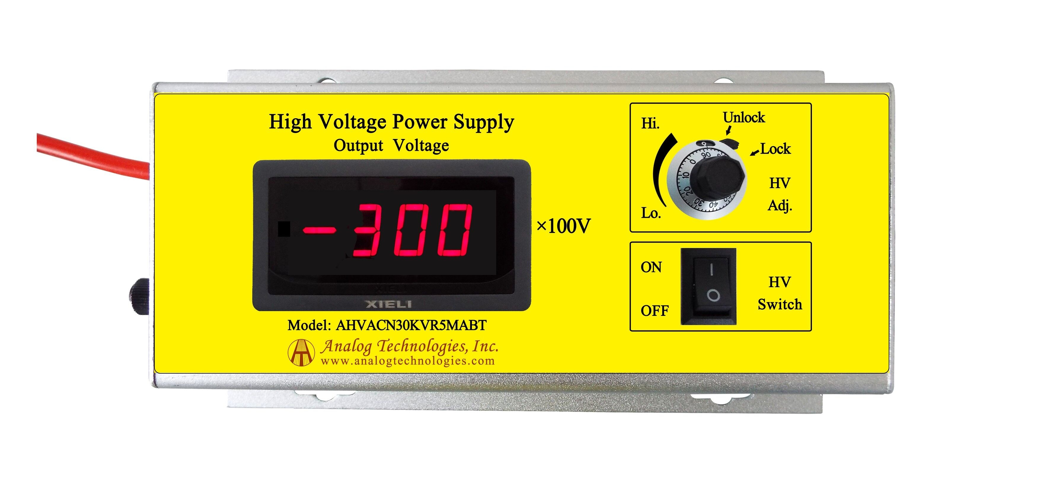 What Household Electronics Contain A High Voltage Power Supply 20kv Dc Flyback Circuit They Convert Low Into Voltages With Efficiency The Input Is 5v 12v24v And 30v Output Positive Negative