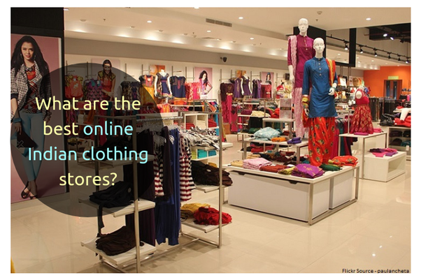 What are the best online Indian clothing stores? - Quora