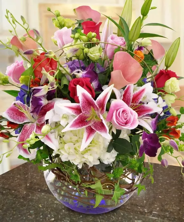 What Are Some Of The Best Flower Arrangements?