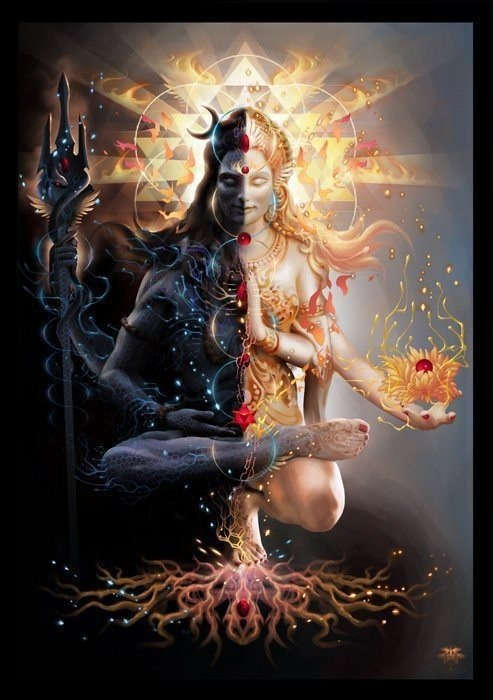 How many wives did Lord Shiva have? Is Ganga his wife? - Quora