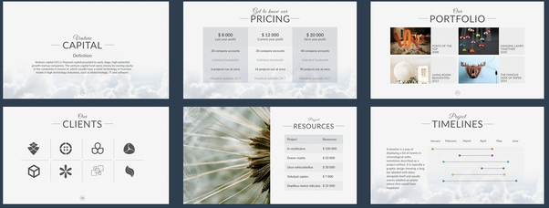 What Are Some Of The Best Templates For Powerpoint Presentations