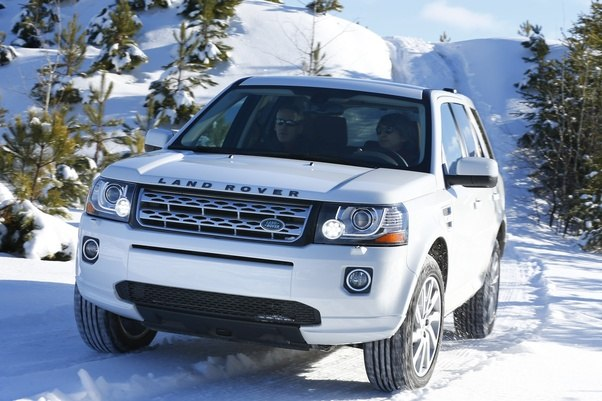 What is the difference between a Range Rover and a Land