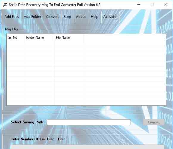 How to convert a batch of Outlook  msg files into  eml files on a