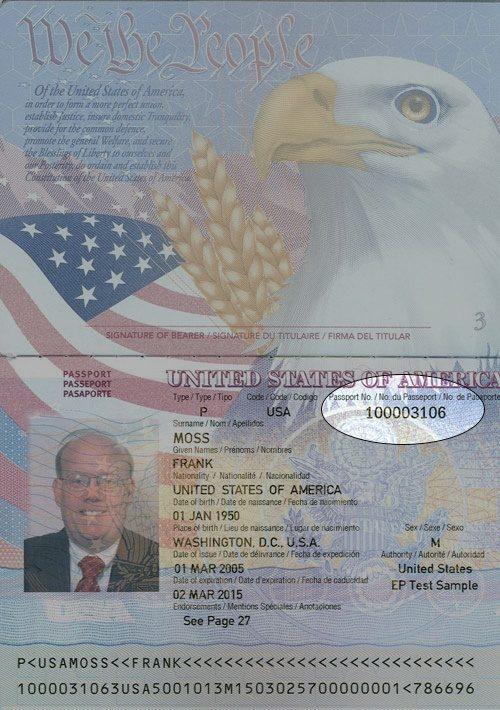 how to change my passport address