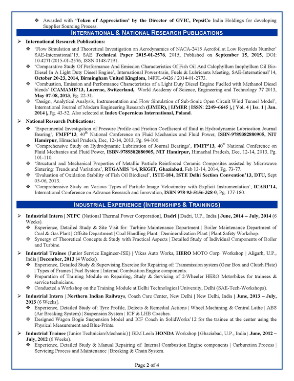 how effective can a one page resume be