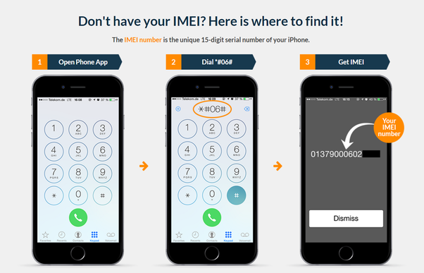 How to block my mobile phone using IMEI number in India - Quora