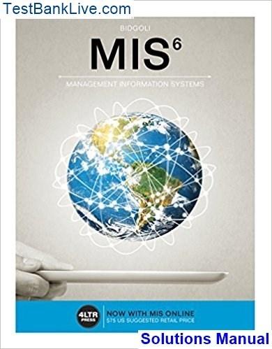 Using Mis 6th Edition Pdf