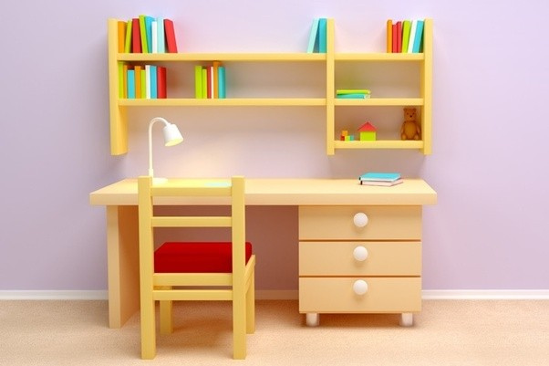 Kids Study Table: Check 10 Amazing Designs & Buy Online ...