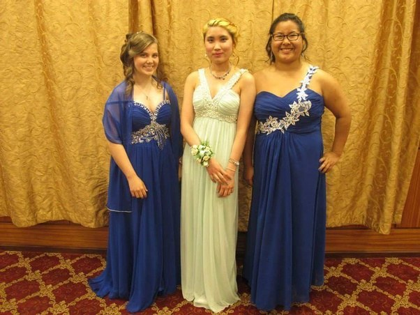my best friend got a prom dress very similar to mine should i be