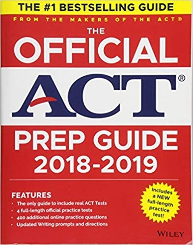 How to download the book The Official ACT Prep Guide 2018-19