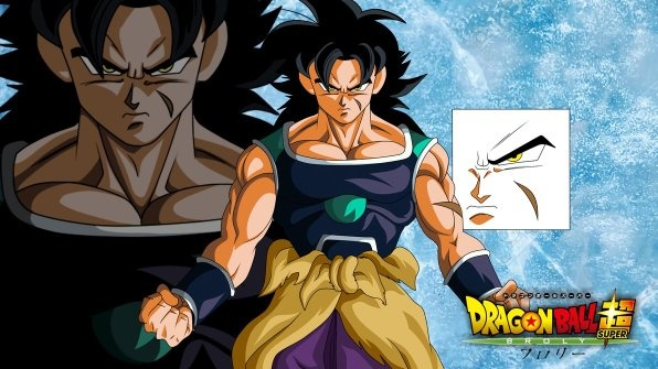 The Dragon Ball Super Broly 2018 Movie Has Just Revealed That Broly