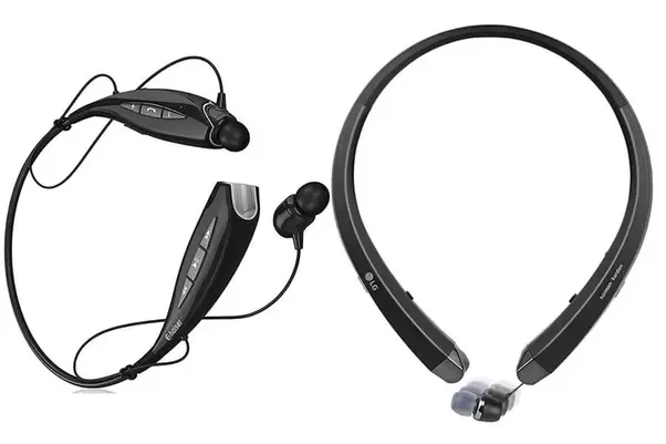 Wireless bluetooth earbuds for android