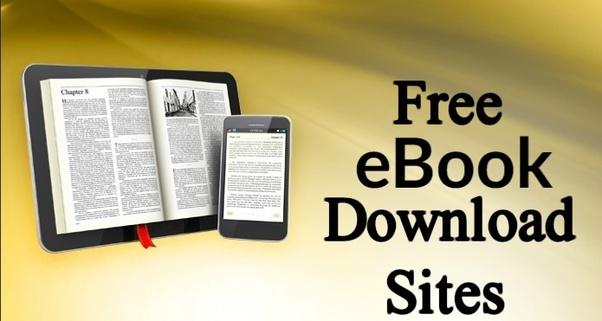 ebook free downloads sites