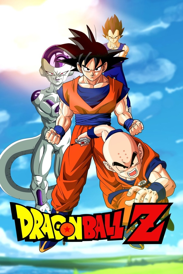 dragon ball cartoon characters