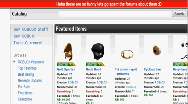 roblox 2012 hack banners