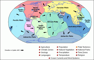 in the case of the americas the appalachian mountains are very old and were created as a result of three separate mountain building episodes called