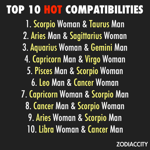 Capricorn male pisces female