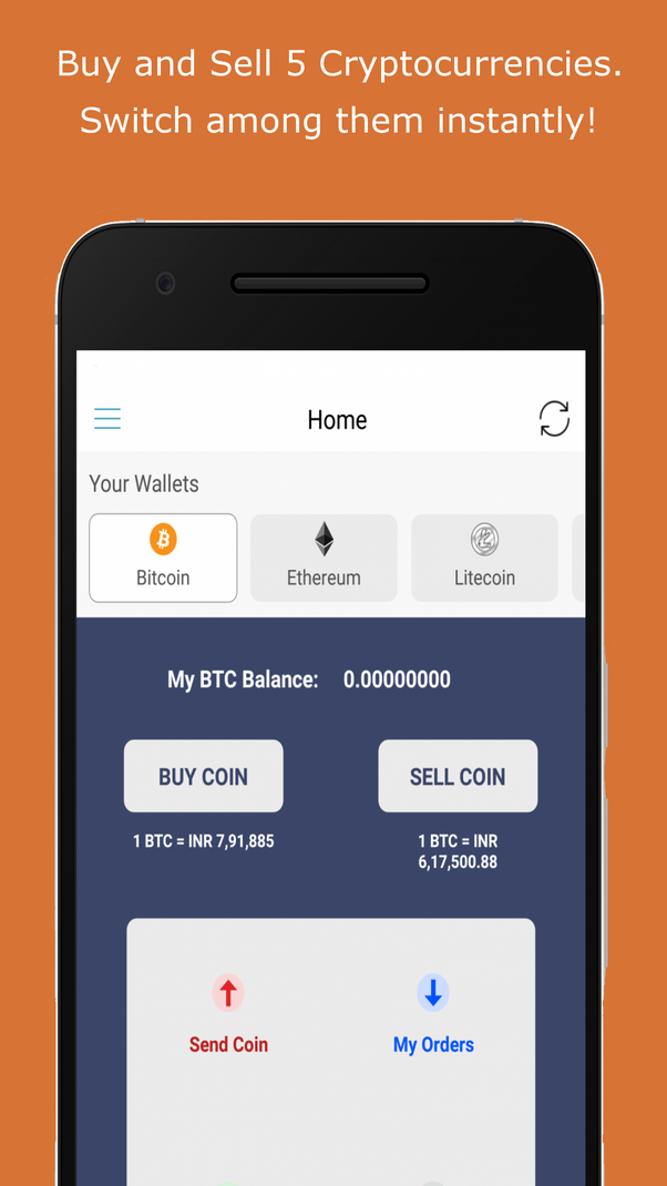 blockchain app buy bitcoin