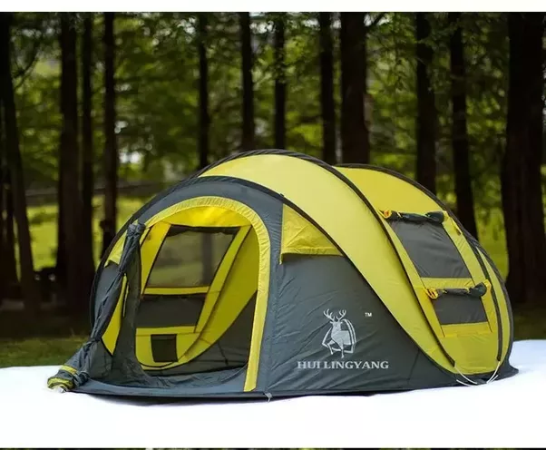 Easy and stress-free set up - Remove your instant free-standing tent from the packaging and watch it pop up automatically (you can literally count the ... & What is the best pop-up tent? - Quora