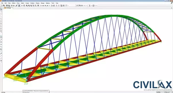 which software is used for designing the arch bridges quora 87819