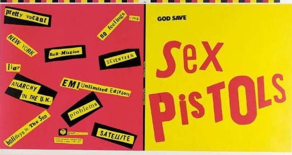 Is there a name for letters written using cut up snippets from it could be referred to as punk graphic design jamie reid designed some ground breaking work for the sex pistols in the 1970s spiritdancerdesigns Images