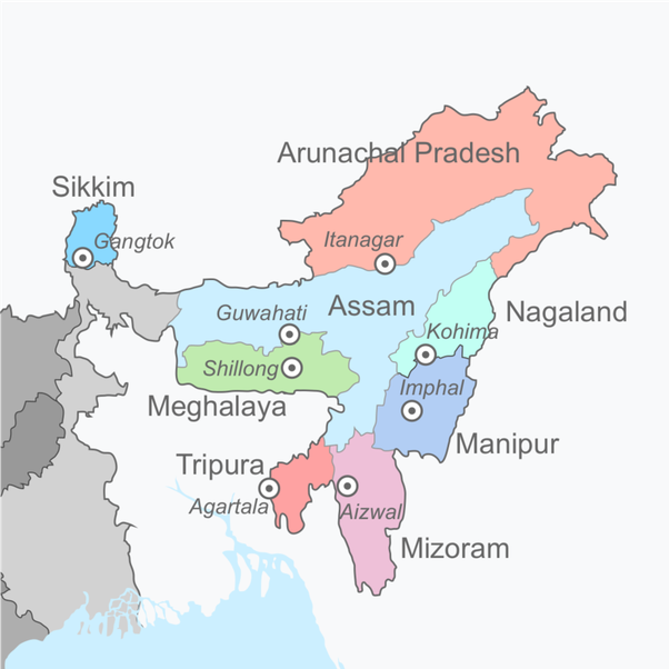 What are the states and union territories under North India, South India Map States on australia map states, continental united states map states, bangladesh map states, nigeria map states, china map states, indonesia map states, national map with states, india territories, india geography, india population density, sudan map states, southwest asia map states, india states and cities, colombia map states, india punjab british, india and its states, pakistan map states, india states list, the united states map states, ecuador map states,