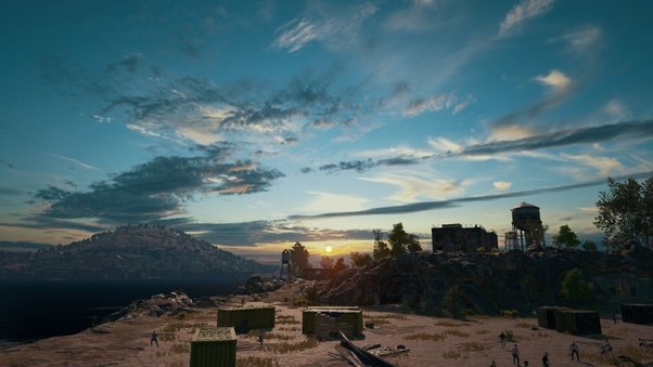 Pubg Wallpaper Landscape: Why Do Some People Like PUBG Over Fortnite?