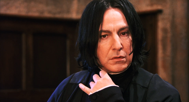 Which side was Severus Snape really on? - Quora