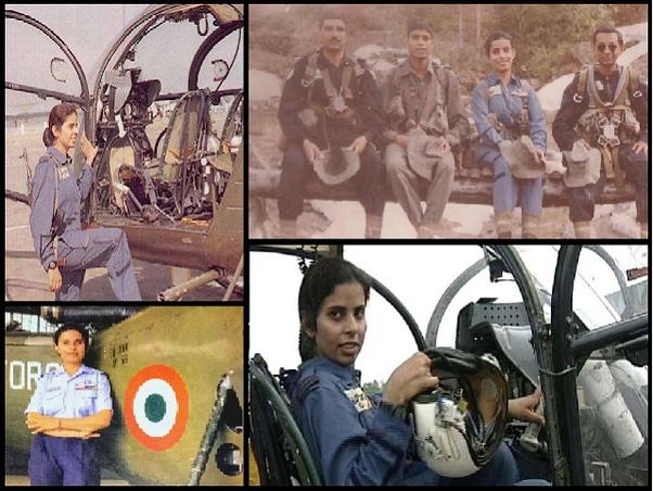 Who Is Pilot Gunjan Saxena Quora