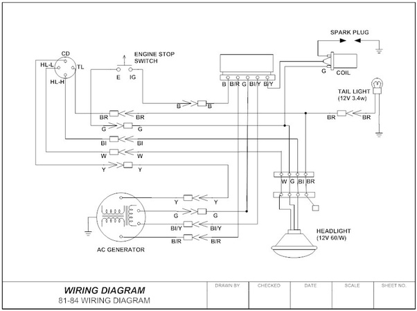 simple ac wiring diagram what is the difference between wiring diagram and circuit diagram  wiring diagram and circuit diagram