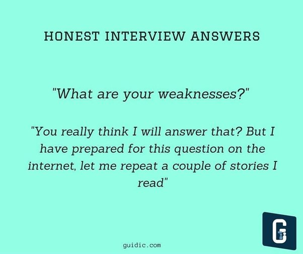 What is the best way to answer a question about one\'s strengths and ...
