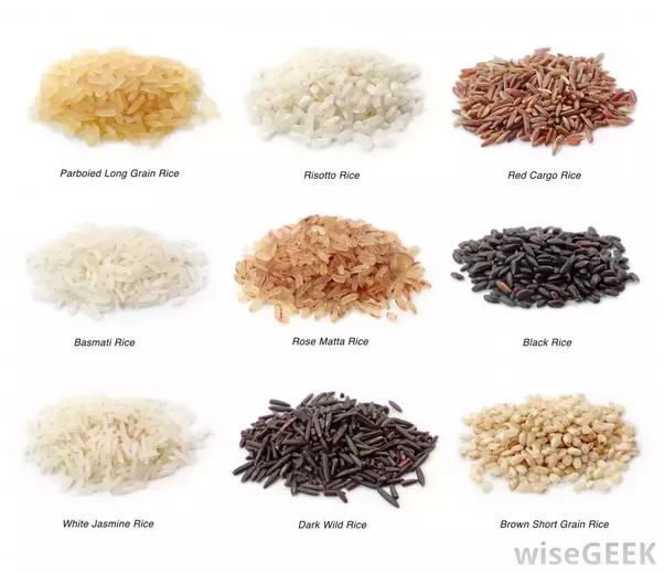 Why are arabic rice so different from thai rice what - Different types of cuisines in the world ...