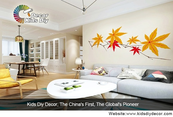 I Have Learned About A Great Business Idea From Internet Its The Global Exclusive Home Decoration Product Kids Diy Mural