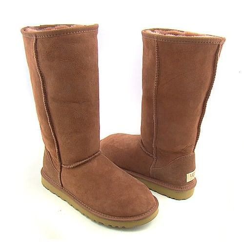 I would imagine that the vast majority of women and girls who own a classic Ugg boot know that it is a travesty of fashion. These boots make you look ...