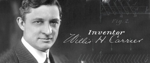Willis Carrier Was Visiting His Friends Printing Press In 1902 New York It A Summertime And The Due To Humidity Ink Wasnt Easily Getting