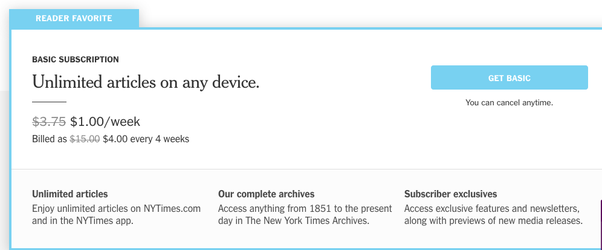 How To Read New York Times Articles Without The Paywall Appearing Quora
