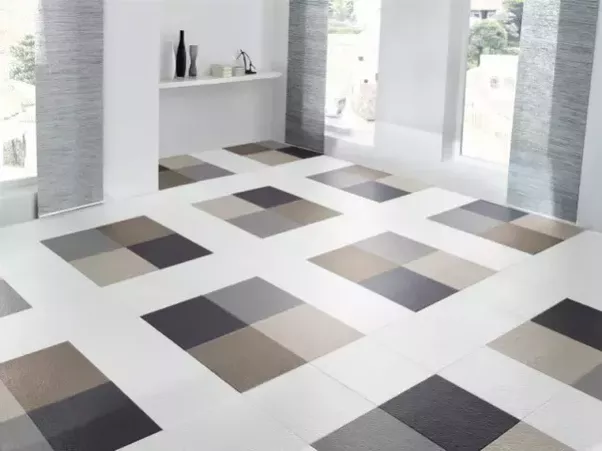 Sheets And Rolls Of PVC Are Also Available For Providing Larger Floors  These Tiles Are Fixed To The Floor Tops With The Help Of Adhesives, ...
