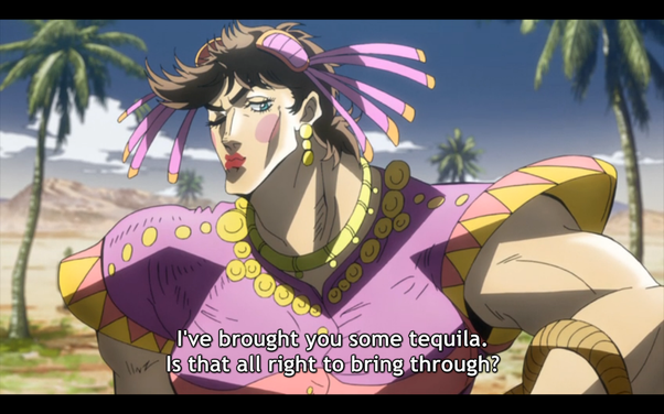 What would be Jonathan Joestar's opinion on his descendants