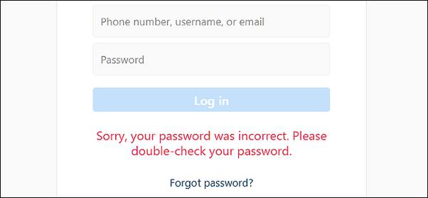 How to get my old Instagram password - Quora