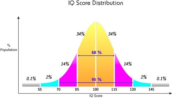 Is a 129 IQ considered good? - Quora
