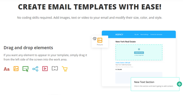 Is There Any Free Email Template Builder With Complete