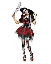 If you still need a scary Halloween costume idea a current option could possibly be dressing up as a killer female clown.  sc 1 st  Quora & What are some female scary halloween costumes? - Quora