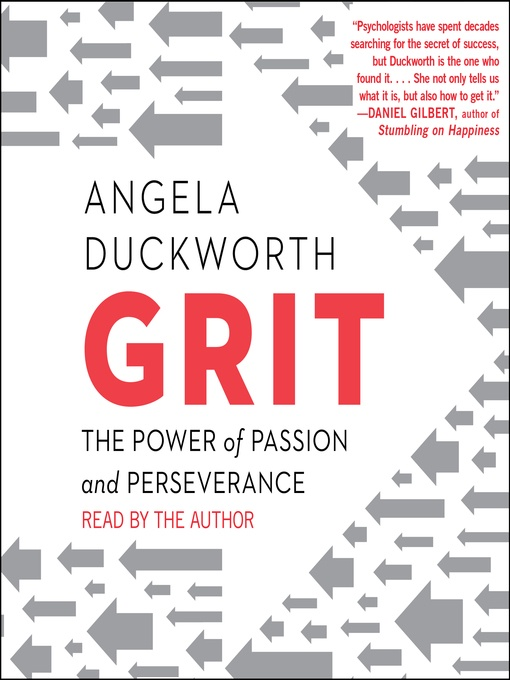 Grit By Angela Duckworth This Book So Well Defines The Quality Which Differentiates An Intellectual From A Successful Person And It Is